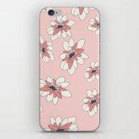 abigail larson iPhone & iPod Skins featuring Abigail 4 by Teri Martin