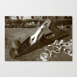 Carpentry tools Canvas Print