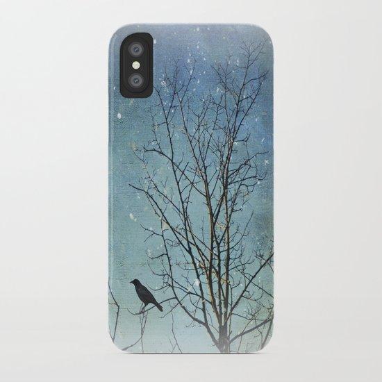 A Winter's Tale iPhone Case