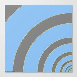 High Vis 09 Canvas Print