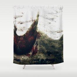 Boi da Cara Preta Shower Curtain