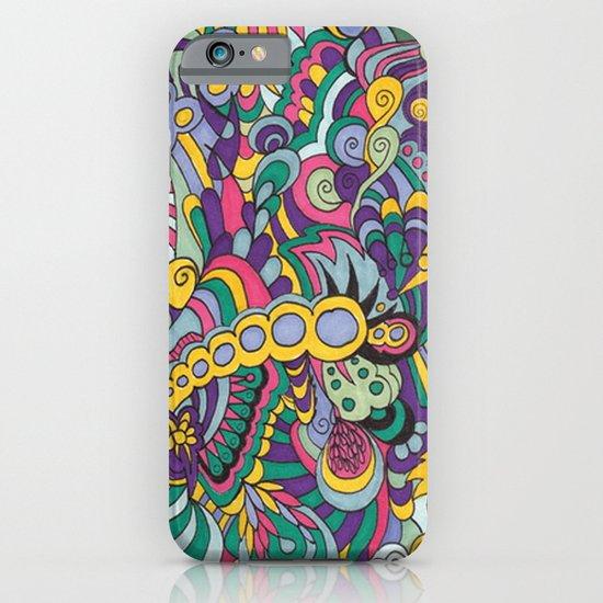 Laissez les bons temps rouler iPhone & iPod Case