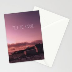 Feel the Nature Stationery Cards