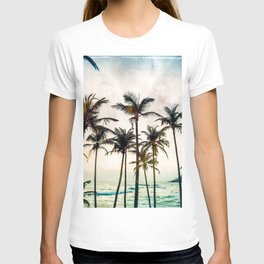 No Palm Trees T-shirt