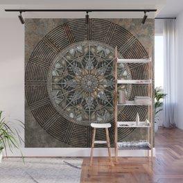 Sun Pendant Wall Mural