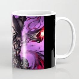 reaper over Coffee Mug