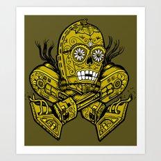 CatriPO Art Print