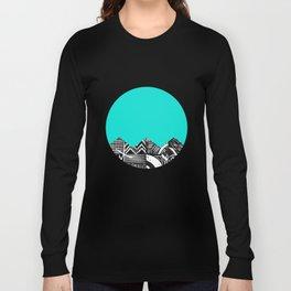 Sky lino bright Long Sleeve T-shirt