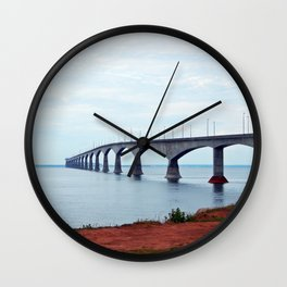 From PEI to NB Wall Clock