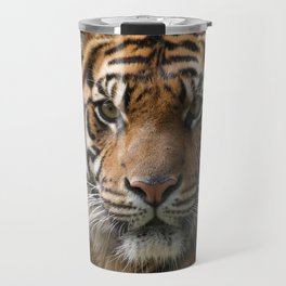 Look into my eyes by Teresa Thompson Travel Mug