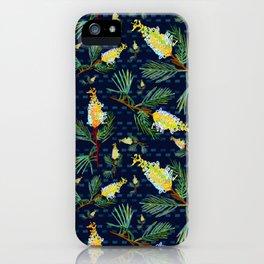Grevillea - Australian Native Florals iPhone Case