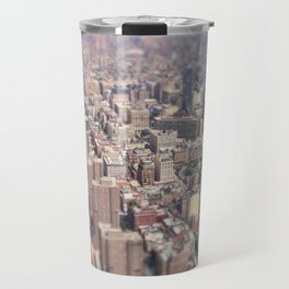 Tiny City - New York City Travel Mug