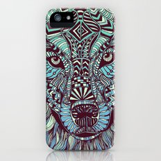 Wolf (Lone) iPhone (5, 5s) Slim Case