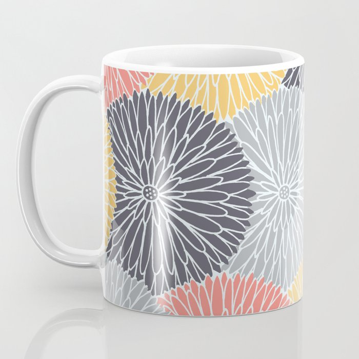 Flower Infusion Coffee Mug