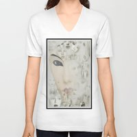 coven V-neck T-shirts featuring coven number1 by LIGGYZIGHAT