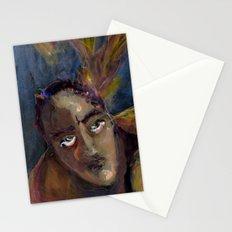 Creative struggle Stationery Cards