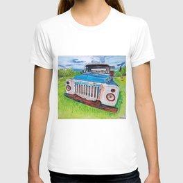 Beat up truck T-shirt