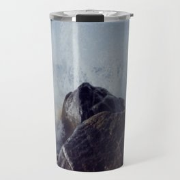 Make mine with a splash of water on the rocks Travel Mug