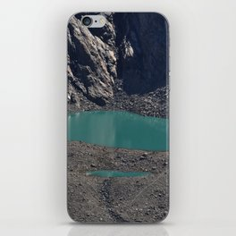 Glacial Lake iPhone Skin