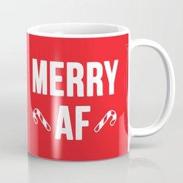 Merry AF Coffee Mug