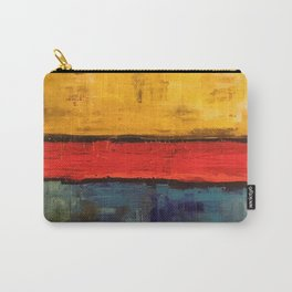 Primary Rothko Carry-All Pouch