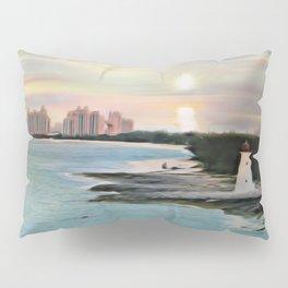 The Islands Of The Bahamas - Nassau Paradise Island Pillow Sham