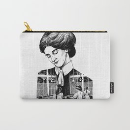 Dr. Isabel Mitchell by Szabolcs Kariko Carry-All Pouch
