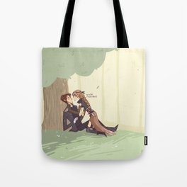 Grounder!Abby Tote Bag