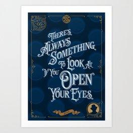 05 - Doctor Who Peter Davison Art Print