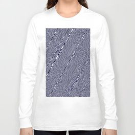 moire1 Long Sleeve T-shirt