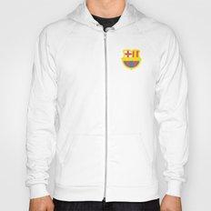 barcelona logo Hoody
