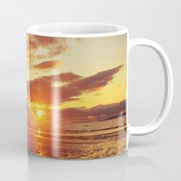 Love,walks and Sunsets Coffee Mug