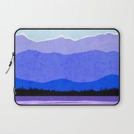 Blue Ridge Mountains Laptop Sleeve