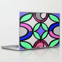 mosaic Laptop & iPad Skins featuring Mosaic by Elena Indolfi