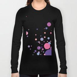 Blowing Bubbles Long Sleeve T-shirt