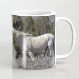 Wild Horses with Playful Spirits No 7 Coffee Mug