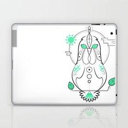 Morning Hen Laptop & iPad Skin