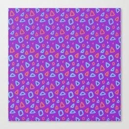 Togepi cute seamless pattern Canvas Print