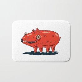 Haifa Pig Bath Mat