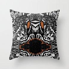 Space Rift Throw Pillow