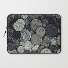 Money, money ,money Laptop Sleeve