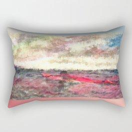 Seeking the Horizon Rectangular Pillow