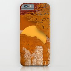 Behind the mountains Slim Case iPhone 6s
