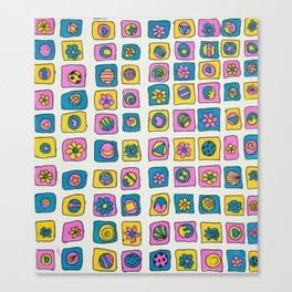 patterns VG-106 Canvas Print