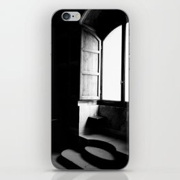 Hidden Spaces of Poppi Castle iPhone Skin