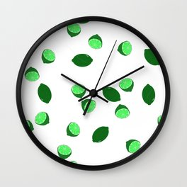 Lyme. Wall Clock