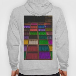 The Colors of Kathmandu City 01 Hoody