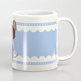 An adorable lab rat Coffee Mug