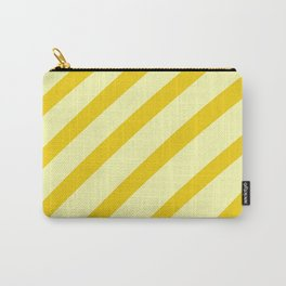 Sunny Stripes Carry-All Pouch