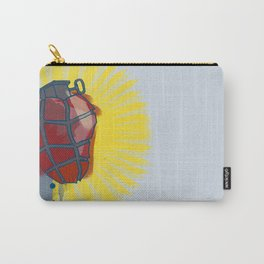 My Heart goes boom Carry-All Pouch